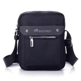 供应单肩包 斜挎包 新款男士尼龙商务包 可定制加印LOGO