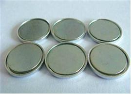 磁铁厂家供应玩具钕铁硼强磁磁铁D10*2配铁片 D20*0.3