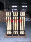 海量仿云石壁灯现货森隆堡灯饰壁灯库存透光石户外灯具厂广东大型壁灯定做