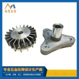 铝合金压铸产品电机配件定子座CNC精密加工