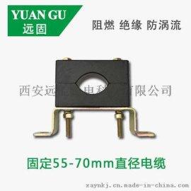 阻燃低压电缆固定夹型号-单孔电缆固定夹生产厂家
