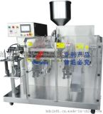 HDS-160X洗衣液包装机 华达胜机械 水平给袋式包装机