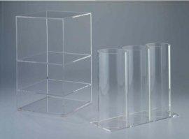 上海金山厂家定制亚克力罩子  有机玻璃盒  亚克力展示架 有机玻璃板