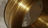 厂家批发H85高精黄铜线、C3604黄铜扁线厂家、快速交付