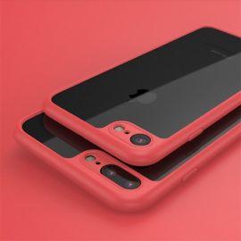 苹果7Plus手机硅胶保护壳 ABS手机保护壳