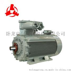 南阳防爆 YBX3系列高效率低压隔爆三相异步电动機
