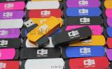 金屬旋轉U盤USB定制印logo字商務小禮品公司辦公紀念送客戶