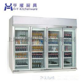 便利店风幕柜 上海风幕柜 超市风幕柜 冷藏展示柜