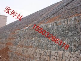 双绞水利工程护坡格宾石笼网 河道治理雷诺护坡