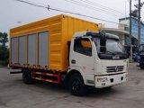 程力5方污水淨化處理車|東風多利卡污水淨化處理車