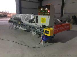 板框压滤机使用前的调试工作