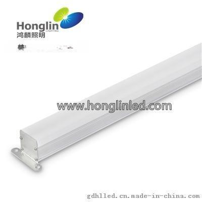 LED12W带铝槽护栏管,免线槽安装