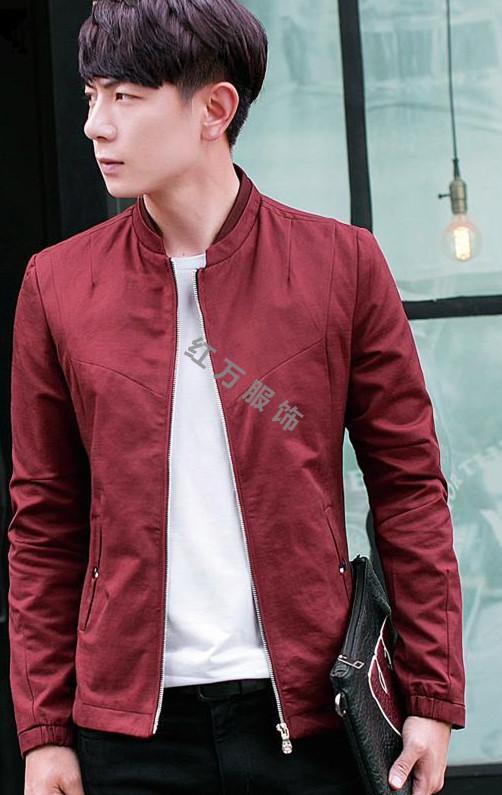 上海紅萬服飾 男女夾克衫 定製 制服 生產