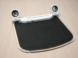 HUB读卡器音乐鼠标垫(BQ-USB5110)