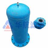 新鄉華航生產DN150精度氣體過濾器 高精度過濾器