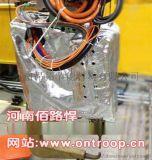阻燃隔热机器人防护服、防尘阻燃耐油污