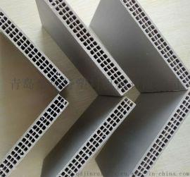 PP多层中空建筑模板设备,塑料建筑模板生产线