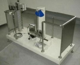 GB7588-2003电梯门锁机械动态冲击测试台