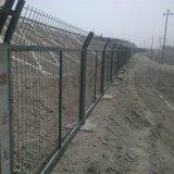 高速橋樑鐵路防護柵欄生產廠家