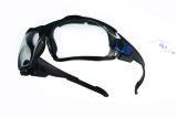 EN166 ANSI 防霧眼鏡 工業眼鏡 運動防風沙PC護目鏡 MH-011