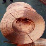 銅帶廠加工 定尺無氧TU1紫銅帶 高質電纜銅帶加工