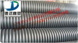 三门峡市政排污管道钢带波纹管污水管道厂家