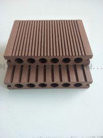 内蒙古木塑厂家 包头户外防水塑木地板