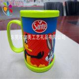 广告马克杯 塑胶马克杯 卡通马克杯 专业开发