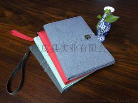 休闲布艺环保系列笔记本 专业定制制造商-唐风皮具