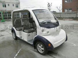 北京地區4座電動巡邏車 景區巡邏代步電動車
