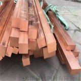 優質銅棒 量大從優 廠家直銷 紫銅方棒 專業定製