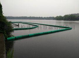 水电站拦污管水面隔离垃圾设备