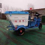 新款电动三轮保洁车 酒店专用小型环卫垃圾清运车