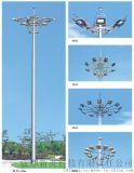 四川高杆燈廠家15米-30米升降高杆燈報價