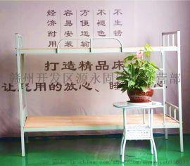 桂東縣90#普通方管牀 鐵牀生產廠家直銷贛州永固