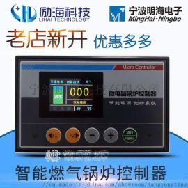 智能化自动化燃气锅炉控制器