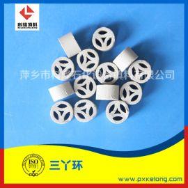 瓷质三丫环陶瓷三丫环适用于各种高低温及强腐蚀性场合