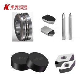 切削加工硬质合金轧辊/辊环的金刚石PCD车刀, 立方氮化硼车刀片