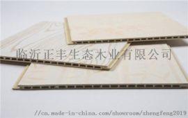 韶关竹纤维墙面板集成建筑安装便利