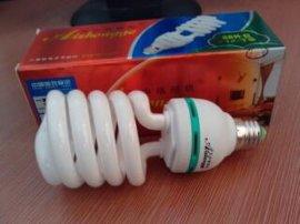 36W三基色半螺节能灯