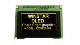 OLED有机液晶显示模块