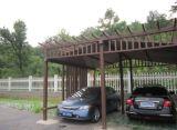 木塑葡萄架|木塑車庫|木塑涼亭|花架