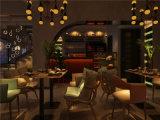 铁岭料理餐厅设计效果图