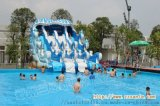 山東濟南水上遊樂設備水上滑梯