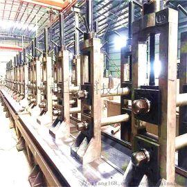 复合管焊管设备 高频小型不锈钢管焊管设备生产