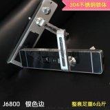 北京密码指纹锁 不锈钢304智能防盗锁 厂家直销