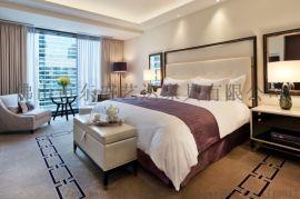 现代星级酒店客房家具 套房家具酒店客房家具
