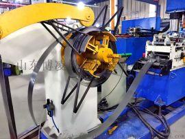 低压配电柜加工生产线 配电柜冷弯成型机