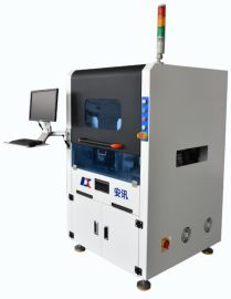在线式视觉贴标机,全自动PCB贴标机,高端贴标机