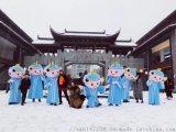 深圳禮藝玩具專業人偶服舞臺表演服演出服來圖定製